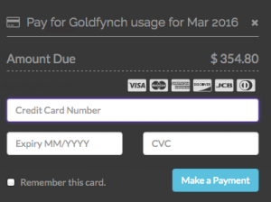 Payment Window